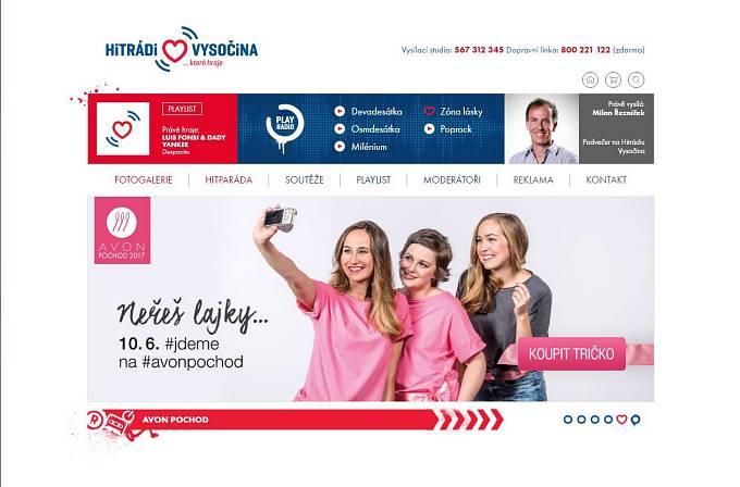 Hitrádio Vysočina se brání, že Vysočina Českého rozhlasu na něm parazituje