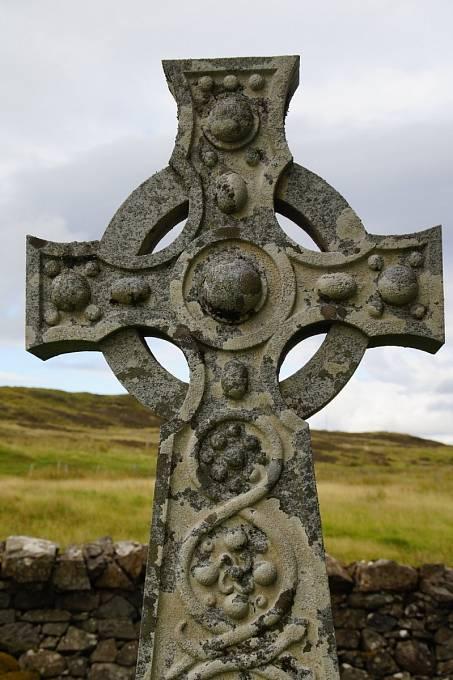 Podobný rituál se odehrával již v období starých Keltů.