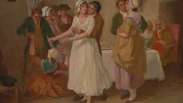 Odsouzené dívky si rychle našly milence i ženichy - ilustrační snímek