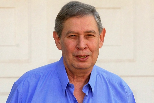 Šéf izraelské tajné služby Mossad Tamir Pardo po svém jmenování vroce 2010.