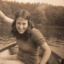 Jiřina Dostálová v roce 1984