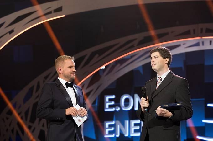 Jan Plomer zvítězil letos na podzim v kategorii Nápad soutěže E.on Energy Globe Award