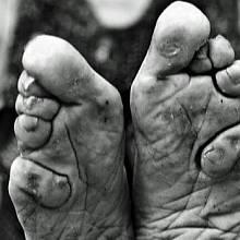 Lotosové nohy