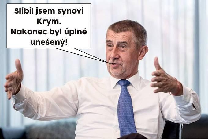 Češi si vždy uměli hrát se slovy