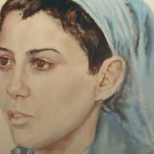 Dina Gottliebová-Babbittová a dochované portréty