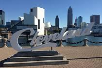 Město Cleveland je známé síní slávy rock&rollu, ale také českou historií.