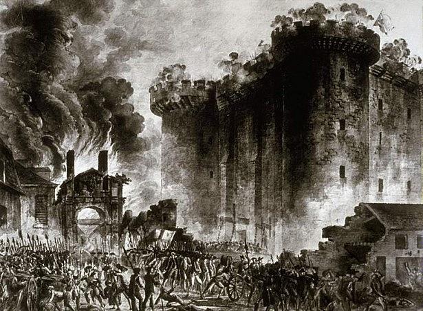 Dobytím Bastily 14.července 1789a následným přechodem od monarchie krepublice se země galského kohouta ocitla na dějinné křižovatce: Francie přestala být definována jako území, kde vládne francouzský král, ale jako stát občanů čili Francouzů.