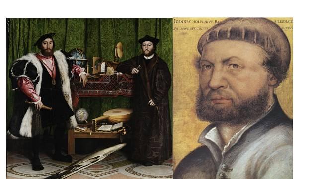 Hans Holbein mladší je uznáván jako jeden z nejlepších portrétistů raného novověku