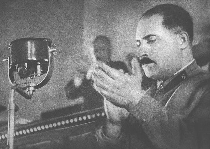 Lazar Kaganovič s chotí