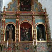 Z kostela v San Sebastianu