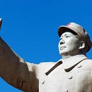 Mao Ce-tung je dodnes v Číně oslavován.