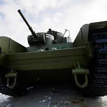 Tank T-35