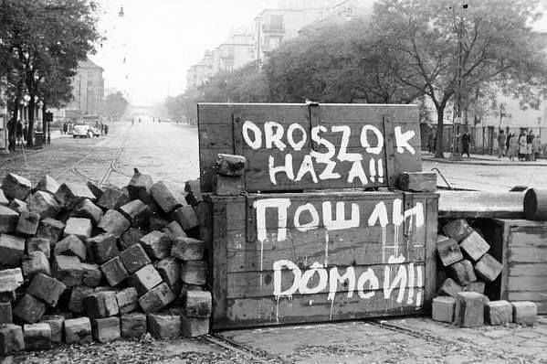Vzkaz Maďarů zasahujícím Rusům byl jednoznačný