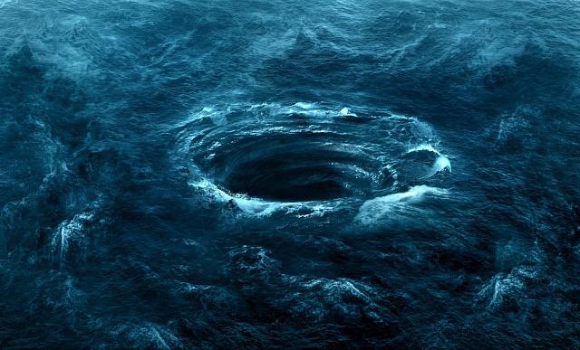 Stahují lodě pod hladinu neznámé víry?