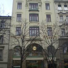 Peterkův dům na Václavském náměstí vPraze (1899–1900)