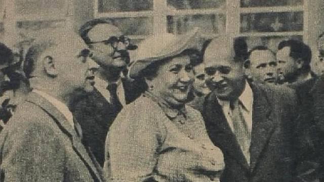 Marta Gottwaldová, roz. Čepičková