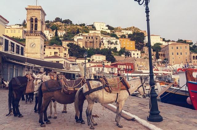 Hydra, Řecko