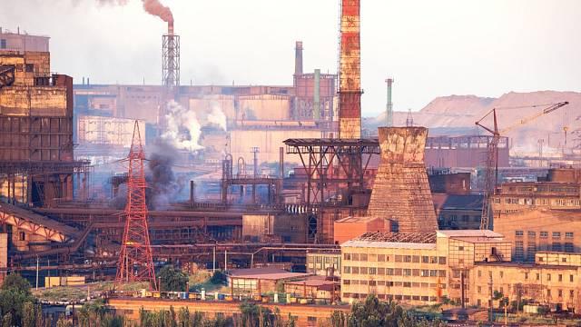 Průmysl na Ukrajině: v lepším případě zastaralý, v horším zkrachovalý.