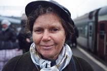 Elvíra Ptáková Filipovičová v roce 2010