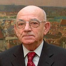Bývalý ministr obrany Luboš Dobrovský