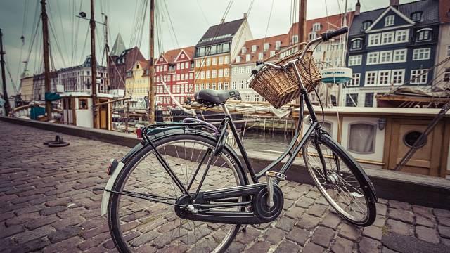 Dánská metropole Kodaň se chce obejít úplně bez aut do roku 2015.