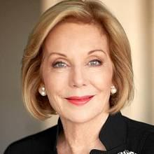 Ředitelka australské veřejnoprávní stanice ABC Ita Buttroseová