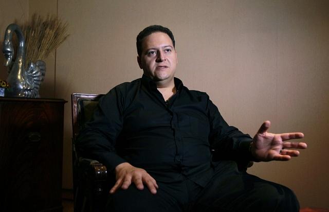 Juan Pablo Escobar alias Sebastián Marroquin