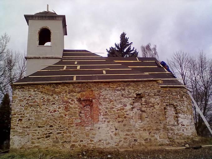 Záchrana kostela sv. Urbana v Karlových Varech