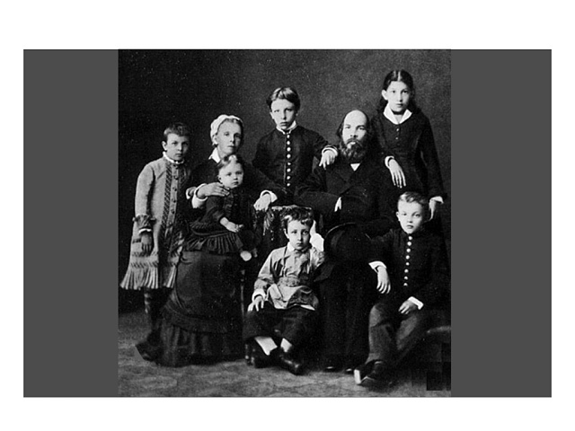 Leninova rodina