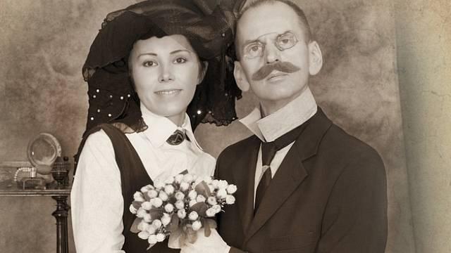 Vztah starších manželů měl být spíš duchovní.