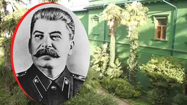 Stalinova dača v Soči