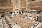 Na hygienu se ve starém Římě dbalo.