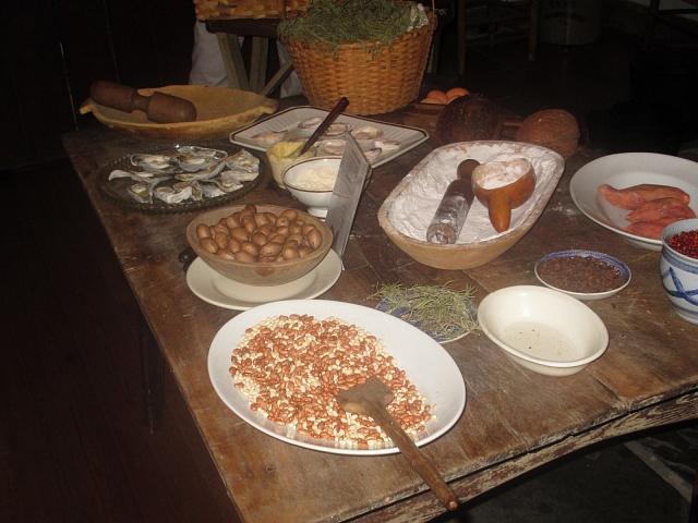Obiloviny a luštěniny byly obvyklým pokrmem v19. století