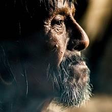 Indiánský šaman Kampari
