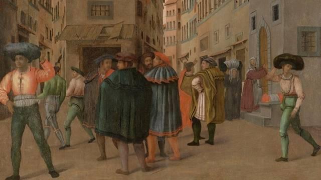 Florencie v 16. století