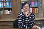Miriam Gebhardt, autorka knihy Když přišli vojáci
