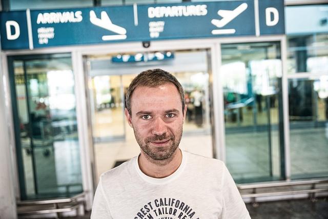 Ředitel brněnského on-line prodejce letenek Kiwi.com Oliver Dlouhý