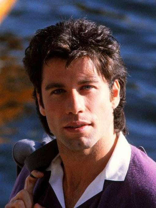 John Travolta byl typem frajera
