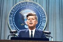 John Fitzgerald Kennedy – 35. prezident (1961–1963)