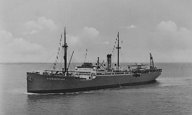 Německá loď Schwabenland