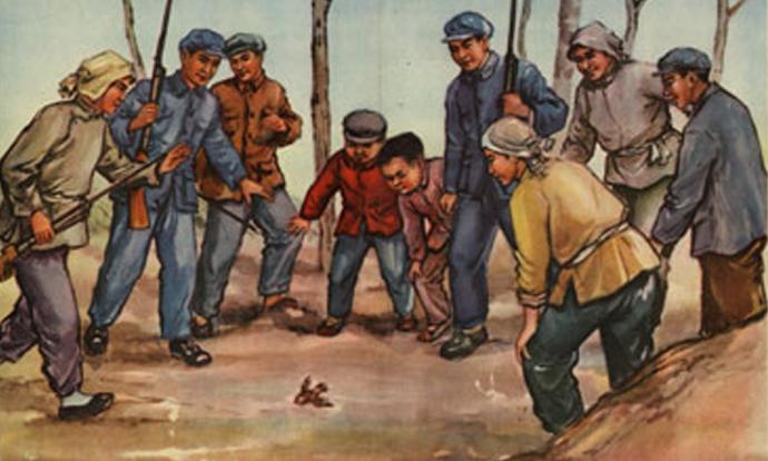 Vrabce zabíjeli staříci i ti nejmenší