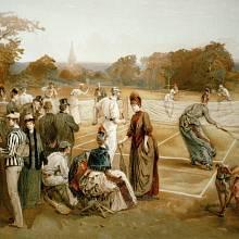 Tenis má za sebou dlouhou historii, pro některé rodiny smrtící