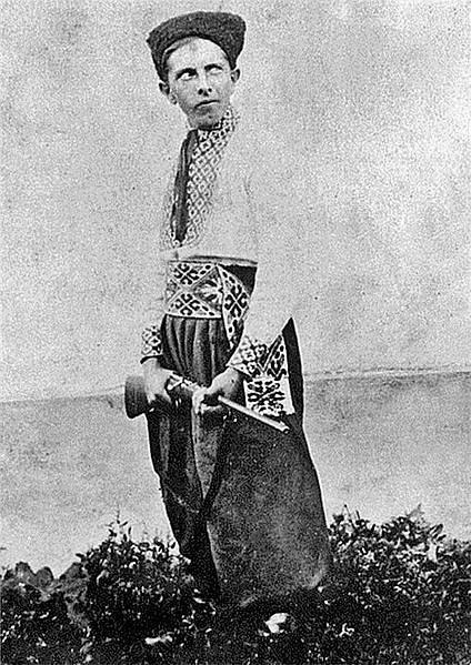mladý Stepan Bandera