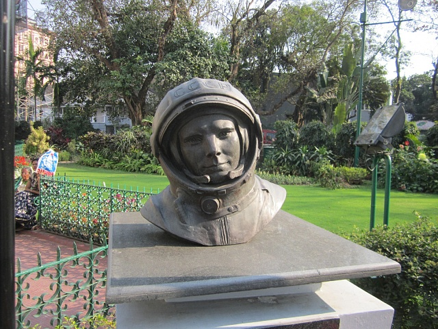 Jurij Gagarin zůstane navždy prvním mužem ve vesmíru