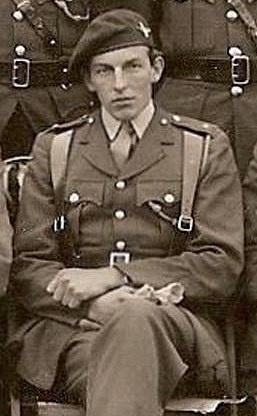 Major Allison Digby Tatham-Warter