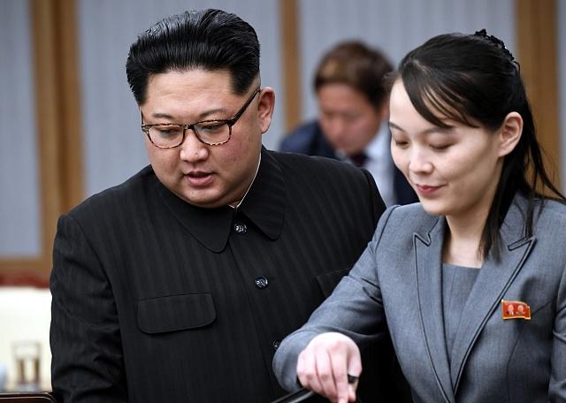 Kim Jo-čong je Kimova pravá ruka.