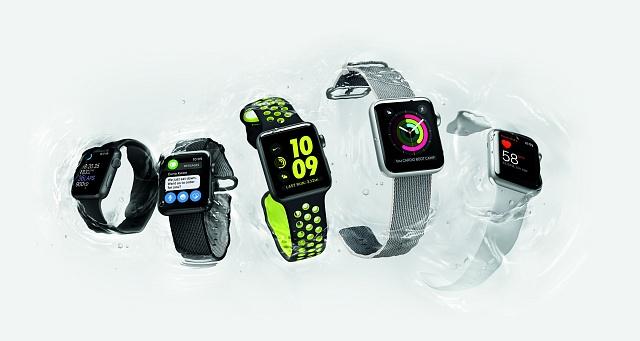 Apple Watch Series 2 - chytré 'jablečné' hodinky druhé generace