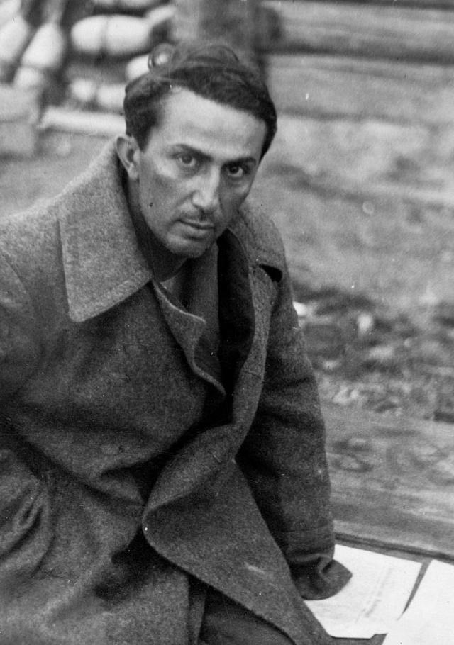 Jakov Džugašvili vněmeckém zajetí