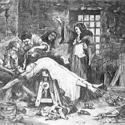 Zvrácené popravy vodou byly praktikovány po celá staletí.