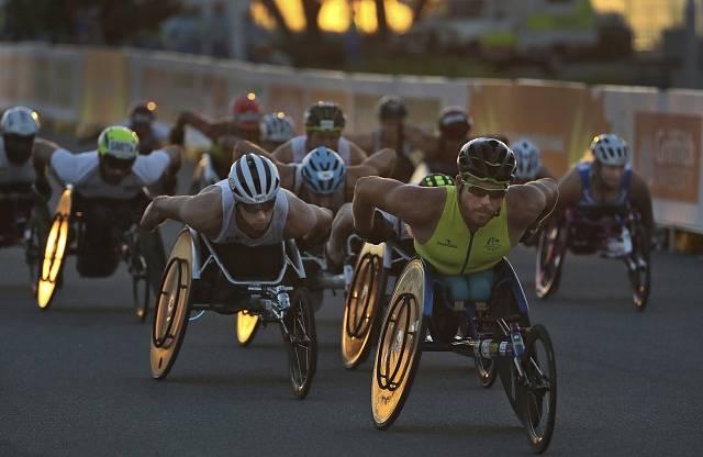 Maraton vozíčkářů byl zařazen do hlavní soutěže